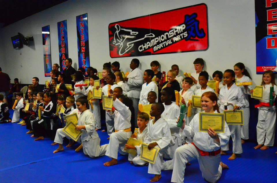 Home - Championship Martial Arts